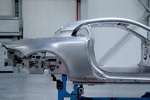 Auto Actualités La structure aluminium de la nouvelle Alpine dévoilée