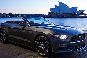 OTOMOBİL Son dakika 2018 Ford Mustang'e 10 ileri otomatik vites mi geliyor?