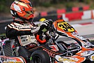 Kart Brooks, d'Olrando top Friday heat races to claim pre-final pole