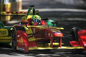 "Formula E Breaking news Di Grassi says Buemi ""imagined"" blocking tactics"