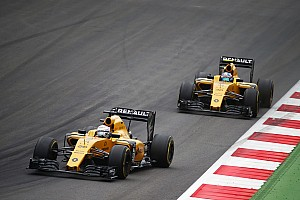 Formula 1 Interview Renault not