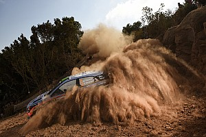 WRC Breaking news Second straight retirement a