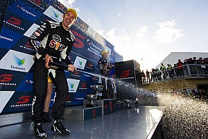 V8 Supercars Breaking news Davison: Win is a 'big weight off the shoulders'