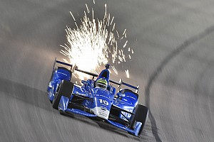 IndyCar Breaking news Ganassi switches to Honda power for 2017