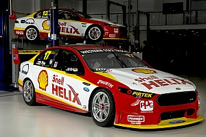 V8 Supercars Breaking news Penske confirms Shell livery for Clipsal