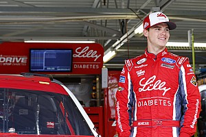 NASCAR Sprint Cup Breaking news Ryan Reed to run fourth RFR entry in Cup debut at Talladega