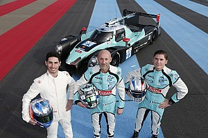 Le Mans Breaking news Chatin completes Panis-Barthez line-up