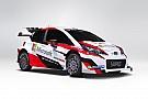 WRC Toyota partners with Microsoft for 2017 WRC return