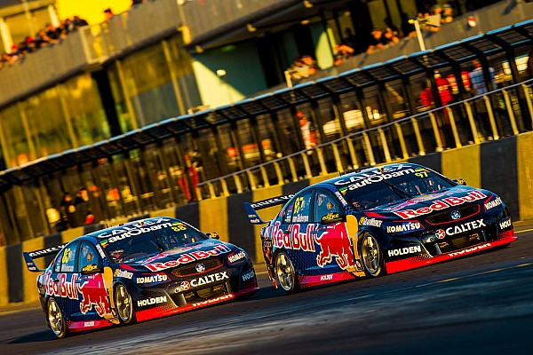 Supercars Breaking news Whincup wary of van Gisbergen battle