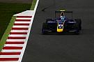 GP3 Barcelona GP3: Hughes leads Jorg in all-DAMS front row