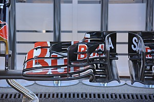 Formula 1 Analysis Bite-size tech: Toro Rosso STR11 front wing