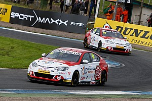 BTCC Breaking news MG appeals against Silverstone exclusion