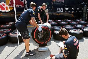Formula 1 Breaking news Pirelli reduces tyre pressures for Italian GP
