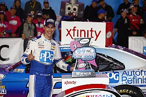 NASCAR XFINITY Race report Logano wins Xfinity race as four drivers are eliminated from the Chase