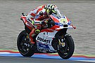 MotoGP Assen MotoGP: Iannone leads Dovizioso in morning warm-up