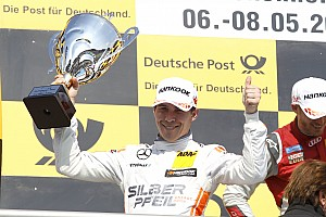 "DTM Interview Wickens - ""I've changed my approach to things"""