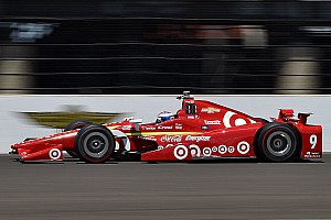 IndyCar Breaking news Dixon says domed skids will have more effect in Texas