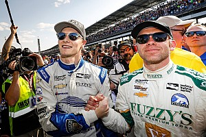 """IndyCar Breaking news Newgarden is """"one of the best"""" IndyCar drivers, says Carpenter"""