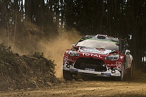 WRC Leg report Portugal WRC: Meeke extends lead as Paddon and Tanak roll