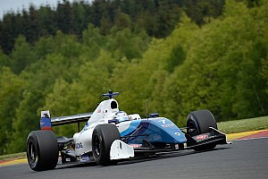 Formula V8 3.5 Race report Spa F3.5: Orudzhev holds off Dillmann to take Race 1 win