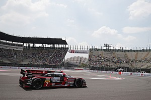 WEC Breaking news Audi ace Lotterer rues lost opportunity of Mexico victory