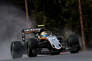 Formula 1 Practice report A solid Friday practice for Sahara Force India in Austria