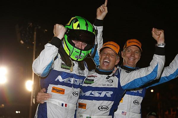 IMSA Race report Shank leads Ligier-Honda 1-2 finish at Petit Le Mans