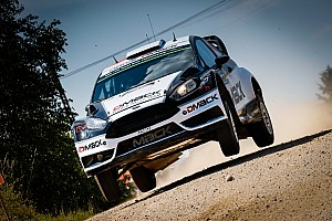 WRC Leg report Poland WRC: Tanak dominates Friday afternoon loop, takes lead