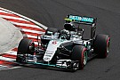 Formula 1 Hungarian GP: Rosberg grabs pole in chaotic, interrupted qualifying