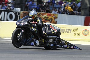 NHRA Race report Sampey, Capps, Torrence, Anderson throw down in Englishtown
