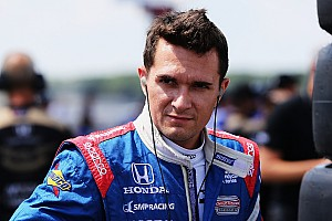 WEC Breaking news IndyCar's Aleshin returns to WEC for rest of season