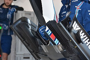 Formula 1 Analysis Bite-size tech: Williams FW38 new front wing