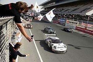 Endurance Raceverslag 24 uur Dubai: Hartley wint met Herberth Motorsport, Buurman op het podium
