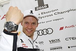 World Rallycross Yarış raporu Almanya WRX: 2016 Dünya Rallikros Şampiyonu Mattias Ekström!