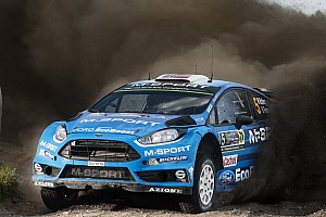 WRC Preview M-Sport cleared for Finland take off