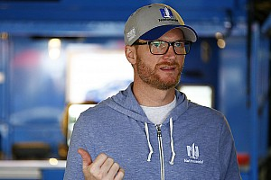 NASCAR Sprint Cup Breaking news Dale Jr. may not be racing, but he will be working at Talladega