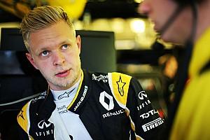 Formula 1 Breaking news Magnussen hopes for swift Renault decision amid uncertain future