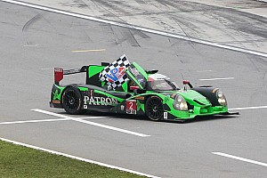 IMSA Race report First overall victory for Honda at Daytona