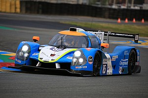 Le Mans Race report DC Racing takes honours in Le Mans support event