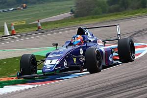 Formula 4 Race report Devlin DeFrancesco still in F4 British Championship fight