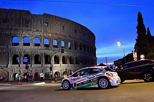 ERC Ultime notizie Il Rally di Roma Capitale inserito nel calendario ERC 2017!