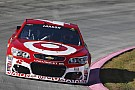 NASCAR Sprint Cup Larson fastest in Friday's only Cup practice at Martinsville