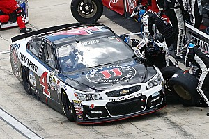 NASCAR Sprint Cup Breaking news Former Harvick jackman suspended for violating substance abuse policy
