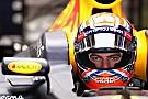 Verstappen says Vettel