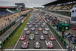 Le Mans Breaking news 24 Hours of Le Mans Test Day ready to roll!