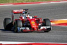 Formula 1 Vettel reprimanded for FP2 bollard incident