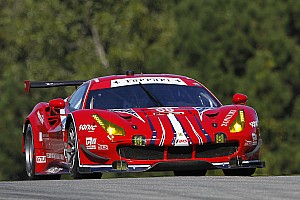 IMSA Practice report Shank Ligier and Ferraris lead fourth practice at Petit Le Mans