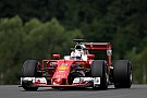 Formula 1 Austrian GP: Vettel leads Ferrari 1-2 as Rosberg crashes heavily