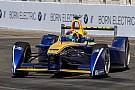 Formula E Renault e.Dams secure points haul on the streets of Paris