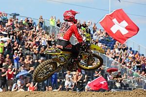 Mondiale Cross Mx2 Qualifiche Jeremy Seewer si impone nelle qualifiche in Svizzera